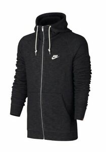Noir À M Nwt Sportswear M 032 Legacy 805057 Nike Capuche Taille Sweat BqEwIcrxzE
