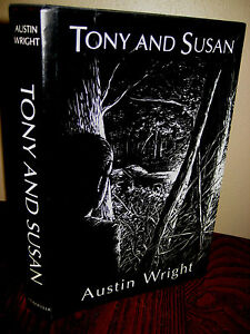 Tony and Susan Austin Wright Nocturnal Animals 1st Edition 2nd Print Movie Film
