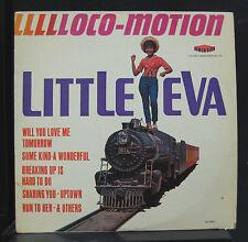 Little Eva - Llllloco-Motion LP VG+ DLP-6000 1st Missing Track Vinyl Record
