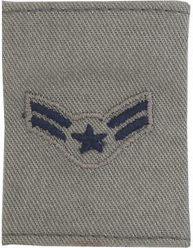 Chief Master Sergeant with Diamond ABU 511 USAF Gortex Loop Rank