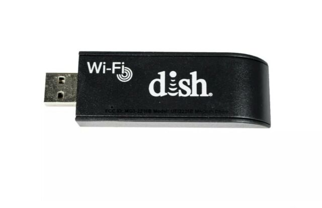 Dish Network Wi-Fi Dual Band 802.11N USB Wireless Adapter