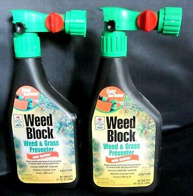 Two Easy Gardener Weed Blocks Covers, Easy Gardener Weed Block