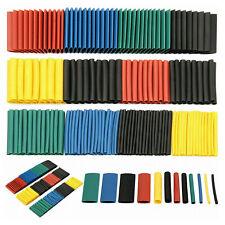 530pcs Heat Shrink Tubing Insulation Shrinkable Tube 21 Wire Cable Sleeve Kits