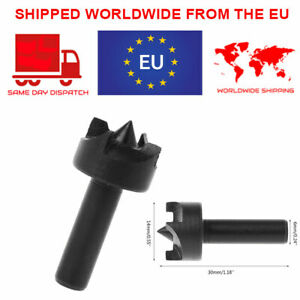 Durable Plum Blossom Thimble Drill Bit Mini Lathe Machine Woodworking Tool 6mm