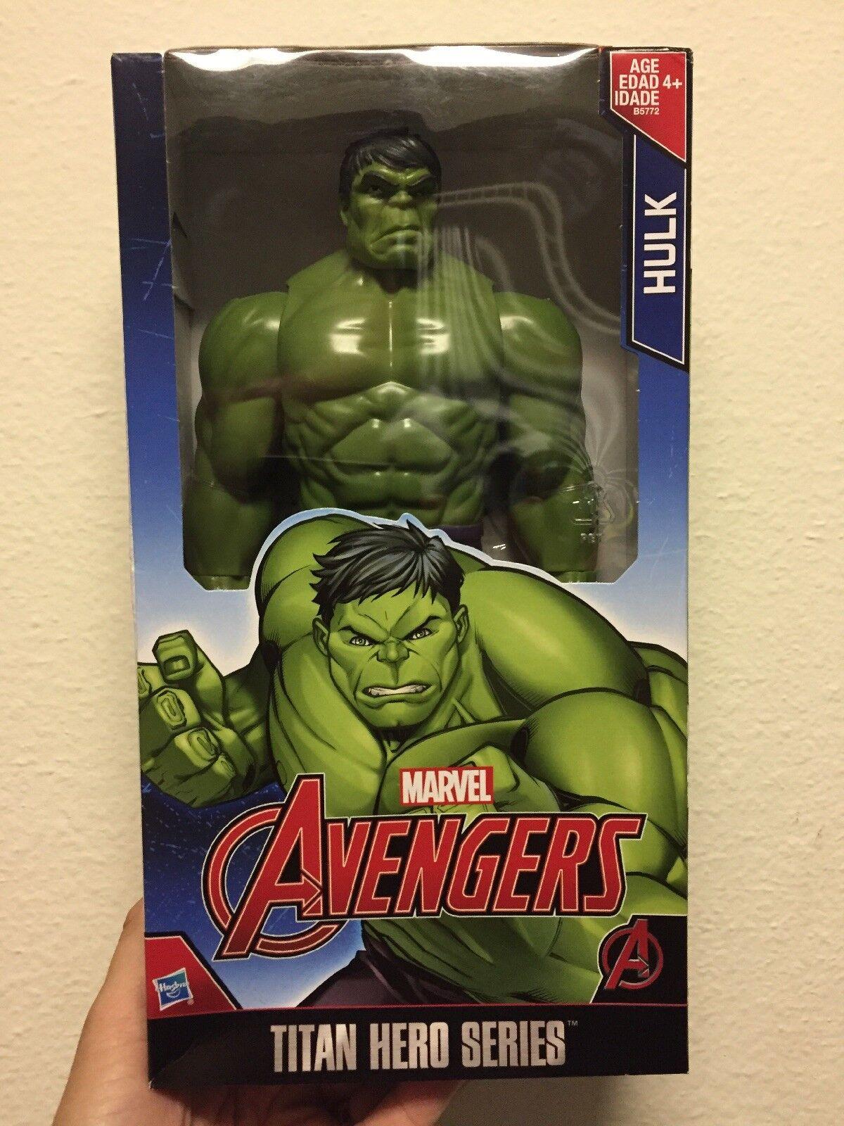Marvel avengers titan held serie hulk, 12 - zoll - action - figur, den hulk