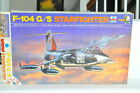 9007 ESCI F-104 G/s Starfighter 1 72 Model Kit Inner Bag