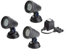 OASE LUNAQUA 3 LED SET 3 BELEUCHTUNG 57035 NEU GARTENBELEUCHTUNG GARTENLICHT