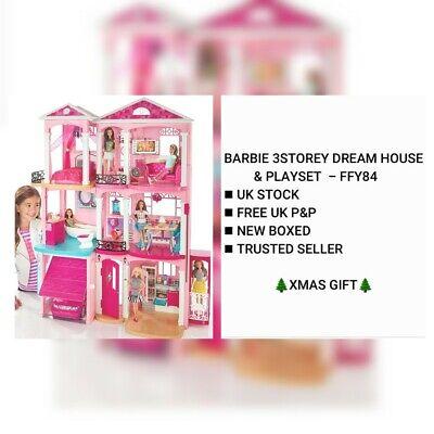 oggetti per la casa Barbie Casa dei Sogni Baby/'s Lagre Home playset include mobili