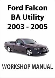 ba workshop manual free owners manual u2022 rh wordworksbysea com ford workshop manuals free downloads ford workshop manuals pdf