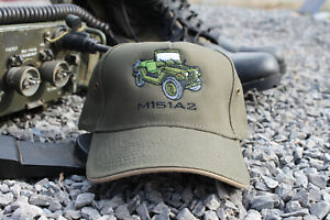 M151-M151A2-Embroidered-Military-Vehicle-Hat-MUTT