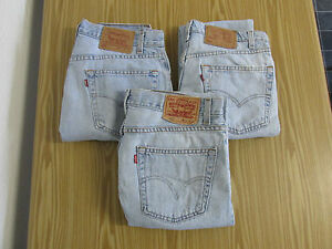 Da Uomo Vintage Levi 550 jeans Grade A W28 29 30 31 32 33 34 36 38 39 40  </span>
