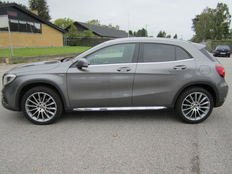 Brugt Mercedes GLA200 Final Edition aut. i Solrød og omegn