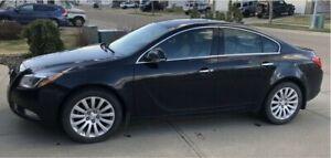 2012 Buick Regal Turbo w/1SP