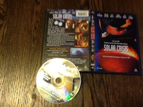 1 of 1 - Solar Crisis (DVD, 1999) USED SCI-FI TIM MATHESON JACK PALANCE FREE US SHIPPING