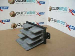 MGZT-ROVER-75-99-06-DENSO-HEATER-BLOWER-FAN-RESISTOR-077800-0580-FULLY-TESTED