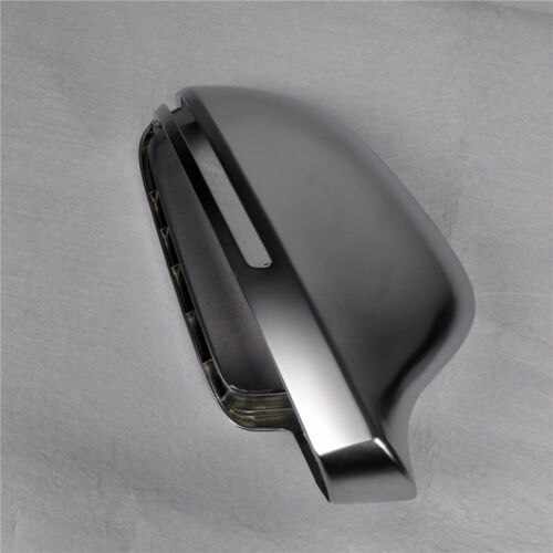 for Audi A8 2008 2009 D3 car mirror cover housing electroplating alu matt silver