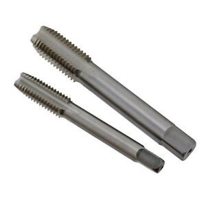 M8 x 1.0 HSS Hand Thread Tap Metric Fine First, Second and Plug//bottom