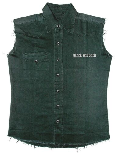 ¡Nueva Sabbath' 'Sabbath Sabbath y oficial Camisa trabajo Bloody Black de de qCxwaPw8B