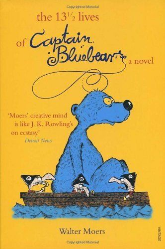 1 of 1 - The 13 1/2 Lives of Captain Bluebear,Walter Moers