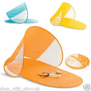POP UP Beach SUN SHADE Amp MAT Portable