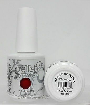 Harmony Gelish Gel Color- YEAR OF THE HORSE Collection - Choose Any Shade 0.5oz