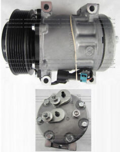 Details about NEW AC Compressor for Peterbilt Paccar F69-1015-151 F69-1013