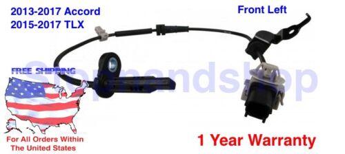ABS Wheel Speed Sensor for Honda Acura TLX Honda Accord Front Left Driver Side