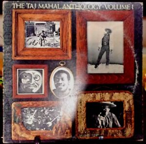 TAJ MAHAL The Taj Mahal Anthology Volume 1 Album Released 1977 Viny USA