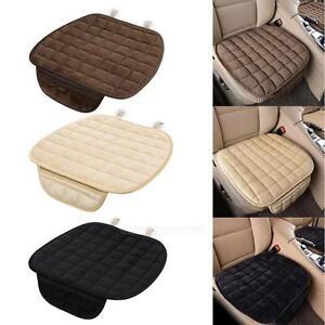 Winter-Plush-Anti-Slip-Car-seat-cover-accessories-seat-cushion-Single-chip