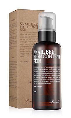 [Benton] Snail Bee High Content Skin Toner 150ml Renewal Version