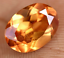 thumbnail 5 - Extremely Rare Natural Yellow Brownish Sapphire 5.05 Ct Top Luster Certified Gem