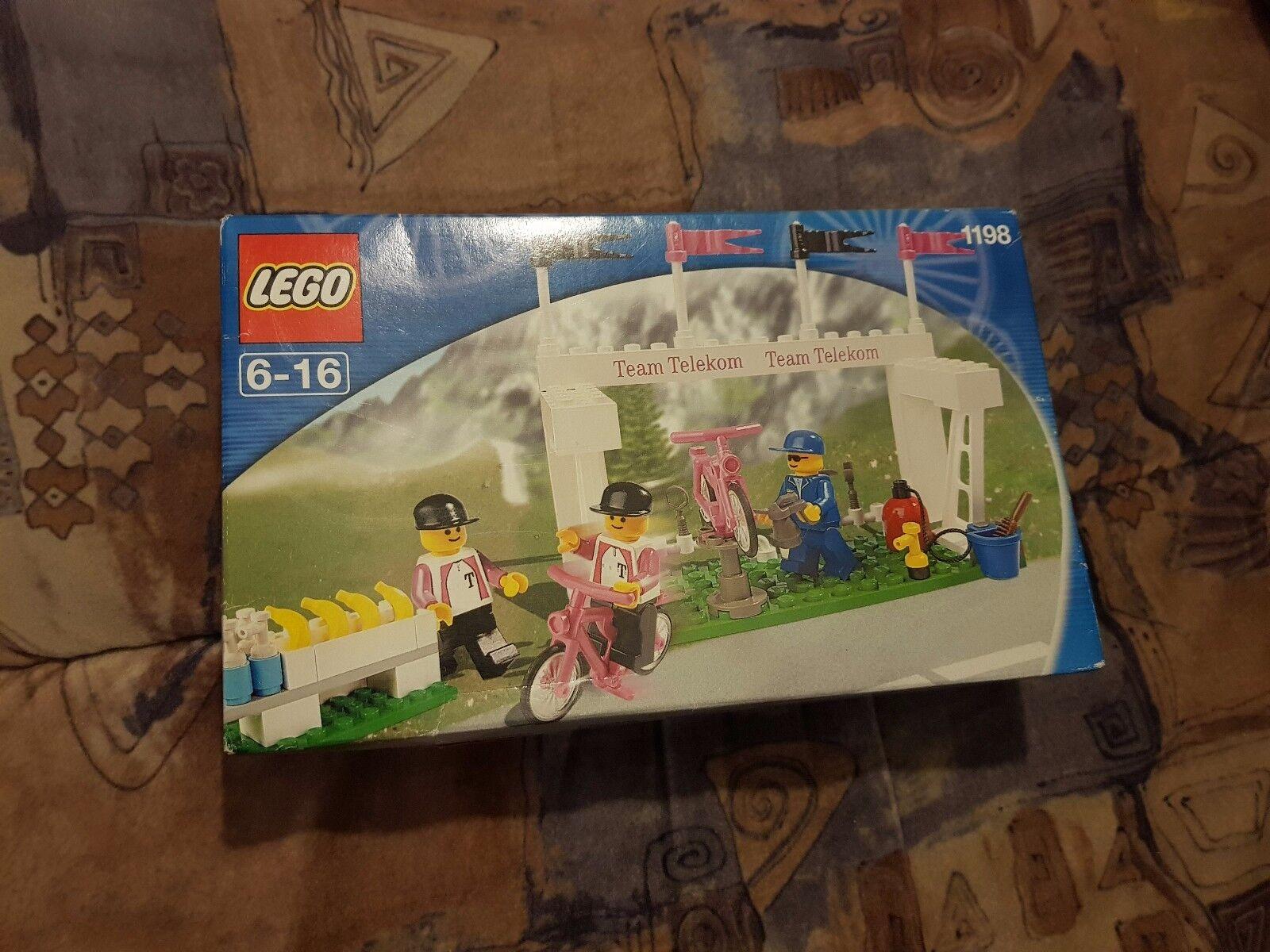 Lego 1198 Radsport Team Telekom  unbenutzt