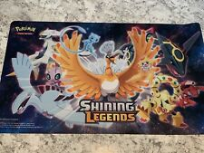 Pokemon TCG Shining Legends Premium Collections Rubber Playmat Ho-Oh
