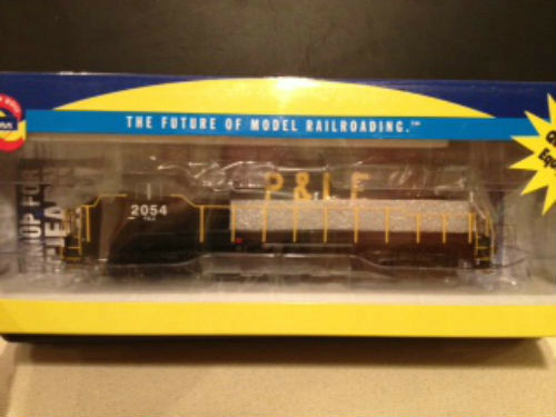 Athearn PITTSBURGH & LAKE ERIE Road GP38-2 Item HO Scale