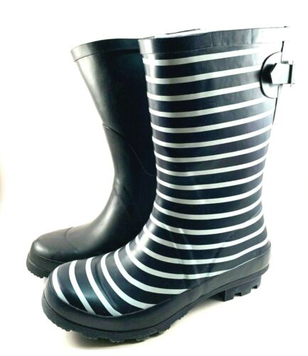 Storm by Cougar Sam Matte Waterproof Mid-Calf Pull On Rain Boots Choose Sz//Color
