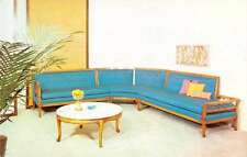 Garden City Park Long Island New York Furniture Advertising Postcard J64462