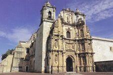 TEMPLO DE LA SOLEDAD. Oaxaca, Oaxaca, Mexico Vintage Postcard!