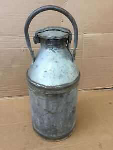 Vintage-Standard-Oil-5-Gallon-Container-Jug-Texaco-Gas-Station-Pump-Sign-Gal