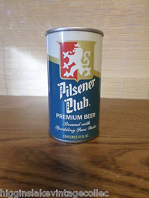 Rare Vintage Pilsener Club Stors Brewing Omaha  Beauty 109-29 Old Beer Can