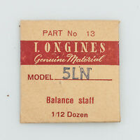 Longines Genuine Material Balance Staff Part 13 For Longines Model 5ln