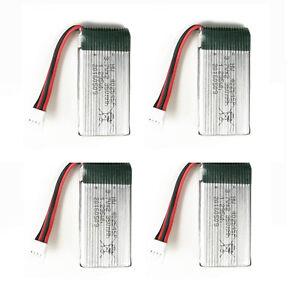 Flugakku-LiPo-Akku-Batterie-fuer-UDI-RC-U818A-WiFi-FPV-7-4V-Batterie-Ersatzakku