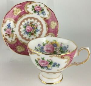 Royal-Albert-Lady-Carlyle-Demitasse-cup-amp-saucer