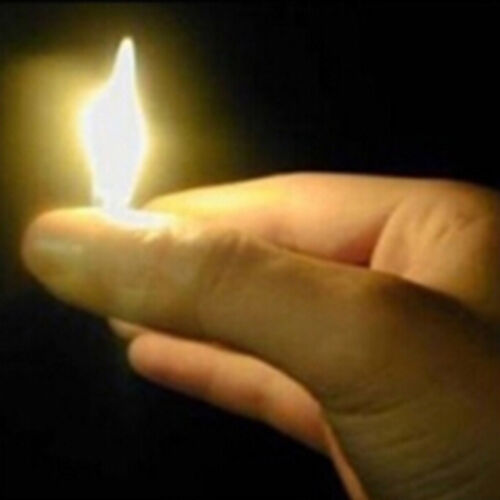 Finger Fire Magic Supplies Candle Move Flames Novelty Magic Props Toy Gifts