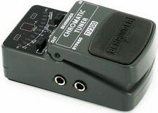 Behringer Chromatic TU300 Tuner Guitar Effect Pedal