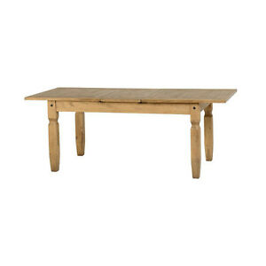Corona-Extending-Dining-Table-Distressed-Waxed-Pine