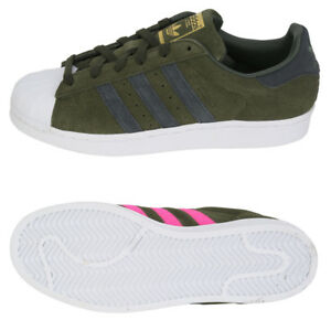 54a65145bc9c Image is loading Adidas-Originals-Superstar-W-CG5460-Women-Shoes-Athletic-