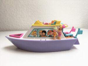 Polly Pocket Fun Cruise 1997, 100% vollständig - Yacht - LB, Deutschland - Polly Pocket Fun Cruise 1997, 100% vollständig - Yacht - LB, Deutschland