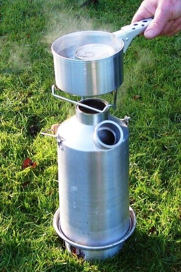 BUY 2 get 2nd less than half price   STORM Kettle with complete CookKit Eydon
