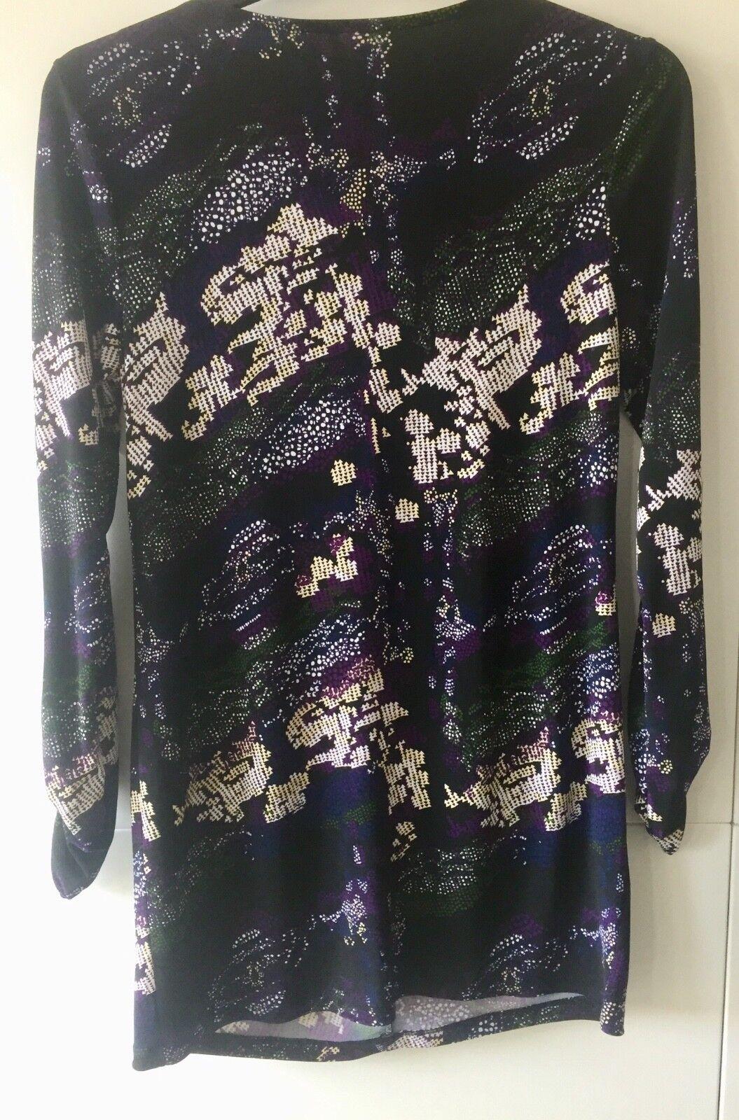 Kim & co top brand new stunning top beautiful colours Größe 14 16 Medium