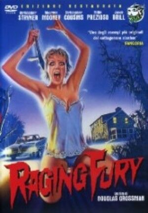 RAGING FURY  DVD HORROR